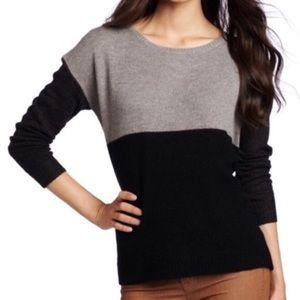 Joie Astaine Colorblock Sweater - Medium